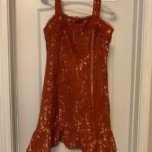 NWT gorgeous dress size medium